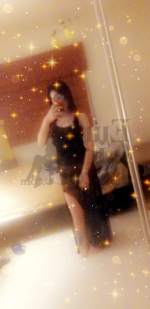 Silviane escort girl